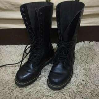 🎉最後怒降 !Dr.Martens 14孔 黑色 靴