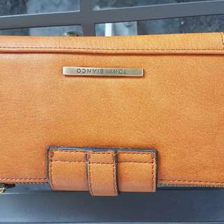Tan Tony Bianco wallet