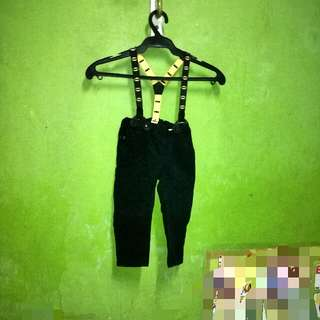 Pants With Suspenders Batman H&M