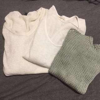 BUNDLE - sweaters!!