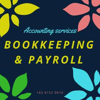 bookkeeping/payroll/accounting/accounting services