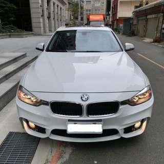 2013 BMW  328i   跑4 萬