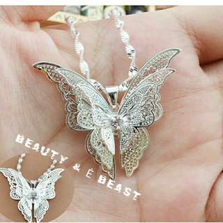 👗For Her👗Multi Layer Butterfly Pendant