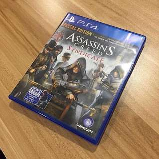 Assassin's Creed Syndicate PS4 *NEW*