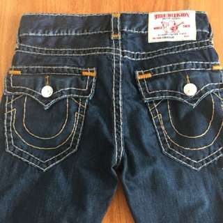 True Religion Straight Men's Jeans