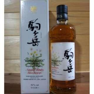 駒ヶ岳 「 信濃蒲公英 」單一麥芽威士忌