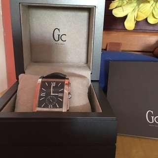 Gc authentic gents watch ( mints condition)