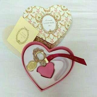 💯AUTHENTIC LADUREE Limited Edition bag charm