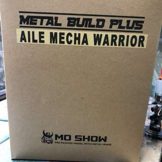 MoShow 第二版Alie Mecha Warrior 突擊高達