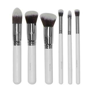Morphe Brushes Set 690 | 6 Piece Deluxe Contour Set