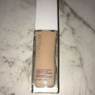 Maybellene SuperStay Foundation