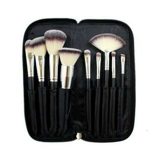 Morphe Brushes Set 502 | 9 Piece Deluxe Set