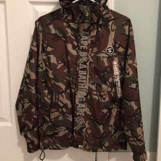 AUTHENTIC Bape Camo Jacket