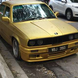bmw e30 1986 320i auto convert to motronic engine 1990 2.5/2.7 rotex still 2.0..