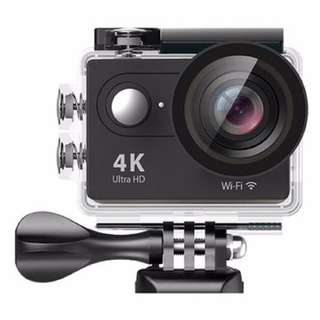 4K 30FPS ULTRA HD AUTHENTIC H9 WATER PROOF 30M SPORT ACTION CAMERA CAMCORDER