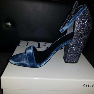 Ladies guess heels