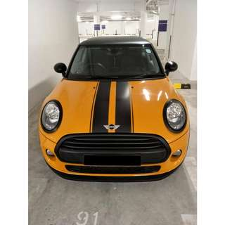 MINI ONE HATCHBACK D/AB DSC