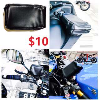Motorcycle Leather Slim IU /  Cover IU Leather Cover / Protective Laysr