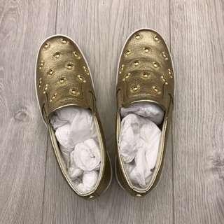 MICHAEL KORS MK 真皮休閒鞋