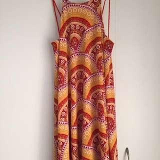 TIGERLILY BOHO Dress - size 8