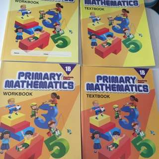 Primary Mathematics books from US