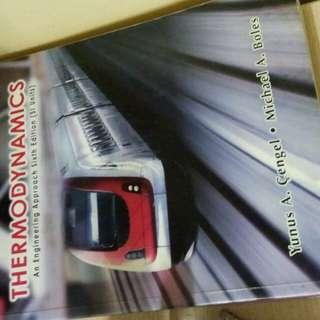 Thermodynamics text book