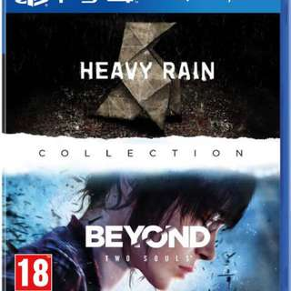 Heavy Rain & Beyond Two Souls Collection PS4