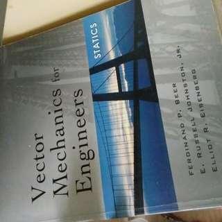 Vector Mechanics Engineering statics