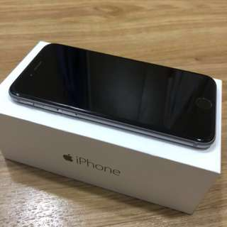 Selling used IPhone 6 Space Grey 64GB