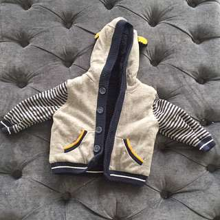 Mothercare baby jacket