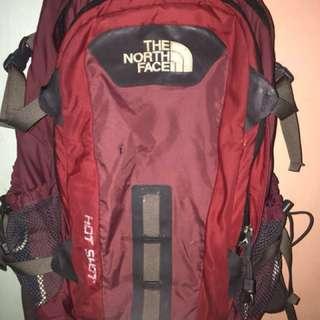 Northface bagpack Original