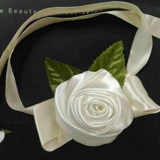Wedding Bridesmaid Wrist Corsage