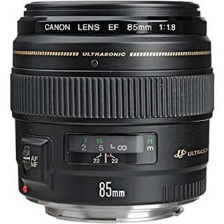 Canon EF 85 f1.8