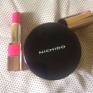 Loreal Lippe + Nichido Loose Powder