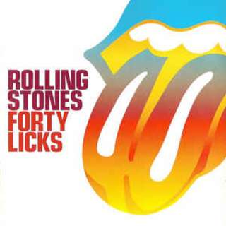 Rolling Stones Forty Licks double cd