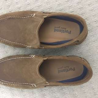 Portlands loafers size 10