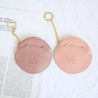 Kate Spade Coin Purse (w/ Zipper; Pastel Colors Available)