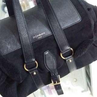 Authentic Used YSL Handbag