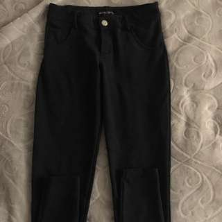 BRANDY MELVILLE BLACK LEGGINGS