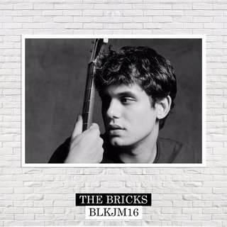 John Mayer (A4 Size) Poster