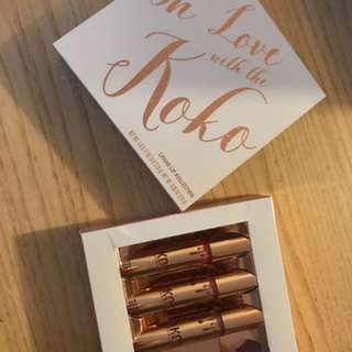 Authentic Kylie Cosmetics In Love With The Koko Singles