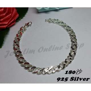 Genuine SILVER 925 Bangle