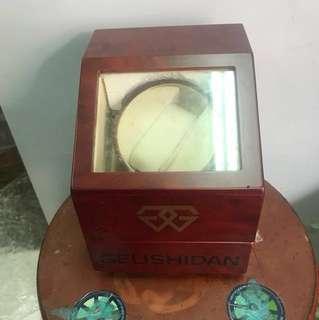 格黎詩丹-機械錶盒-收藏盒/動能盒
