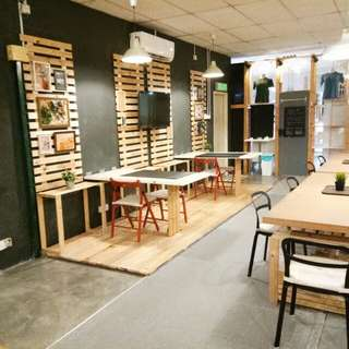 Rent Space for discussion, event, group activities, gaming or movies