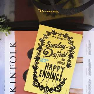🌸Sunday Daffodil and Other Happy Endings by P. Robert Smith