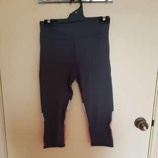 Capri gym tights
