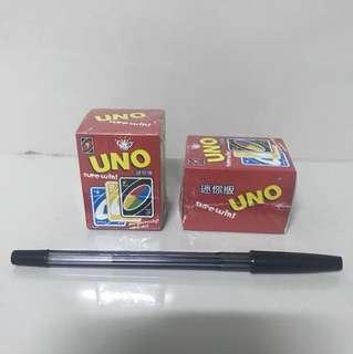 Mini UNO Cards
