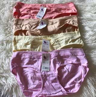Set 4pcs underwear preanantcy