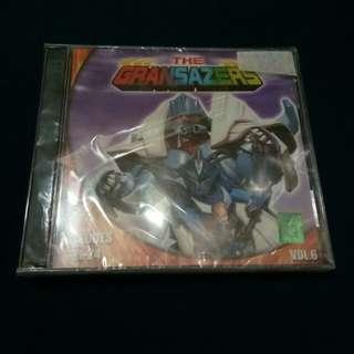 The Gransazers CD