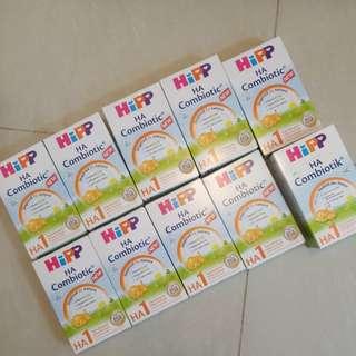 Hipp 低敏1號 奶粉